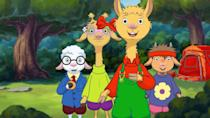 "<p>Based on the beloved children's book series by Anna Dewdney, this show follows Llama as he experiences things like losing a tooth, going on his first sleepover, and entering a town race. Parents might recognize the voice of Jennifer Garner as Mama Llama. </p><p><a class=""link rapid-noclick-resp"" href=""https://www.netflix.com/title/80115338"" rel=""nofollow noopener"" target=""_blank"" data-ylk=""slk:WATCH NOW"">WATCH NOW</a></p>"