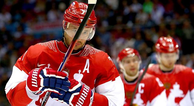 Olympic Athletes from Russia could really use a player like Ilya Kovalchuk. (Streeter Lecka/Getty Images)