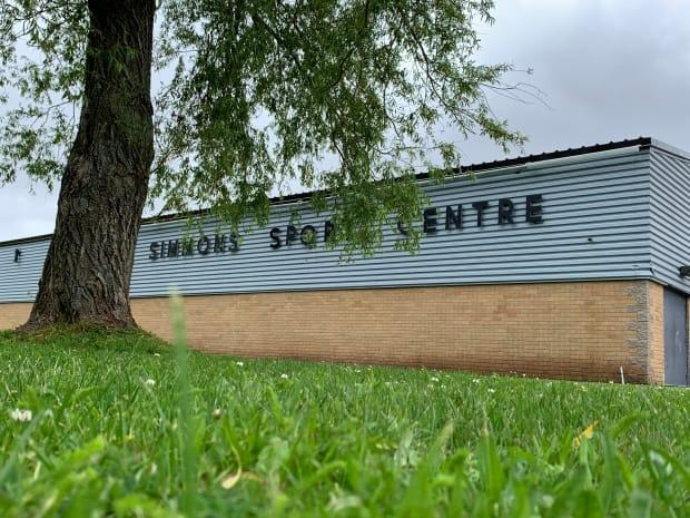 The Simmons Sports Centre is about 50 years old. (Shane Ross/CBC - image credit)