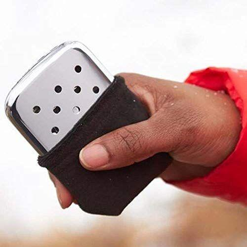 "<p><strong>Zippo</strong></p><p>amazon.com</p><p><strong>$13.99</strong></p><p><a href=""https://www.amazon.com/dp/B013HLGULG?tag=syn-yahoo-20&ascsubtag=%5Bartid%7C10050.g.2828%5Bsrc%7Cyahoo-us"" rel=""nofollow noopener"" target=""_blank"" data-ylk=""slk:Shop Now"" class=""link rapid-noclick-resp"">Shop Now</a></p><p>These hand warmers are incredibly well-reviewed, and they last for hours and hours. They're also re-fillable, should you want to use them for multiple camping trips or long days outside.</p>"