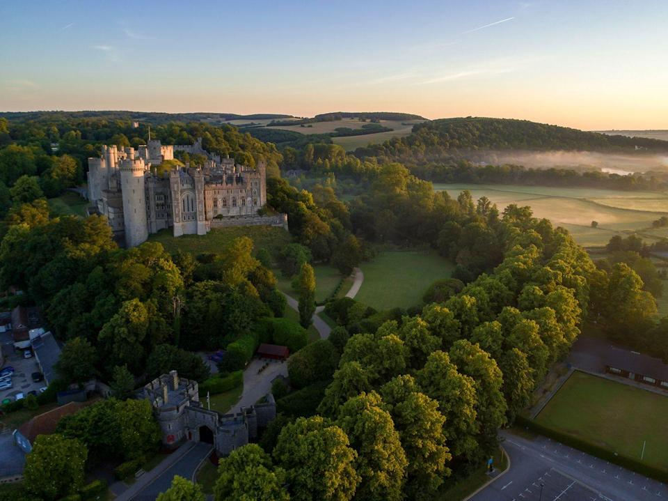 """<p>For a charming garden holiday in the south of England, where you can explore stately homes, spot wildlife and ride an iconic steam train, look no further than Sussex and its wonders. Arundel Castle, Sheffield Park and Garden, Parham House and Gardens are just a few of the sites gardeners won't want to miss.</p><p>You can visit them all, enjoy a ride on the historic Bluebell Railway, explore Chichester Harbour and its seal colony, plus Petworth House and Goodwood House on a June or September 2021 tour of Sussex's best bits. </p><p><a class=""""link rapid-noclick-resp"""" href=""""https://www.countrylivingholidays.com/tours/bluebell-railway-sussex-stately-homes-tour"""" rel=""""nofollow noopener"""" target=""""_blank"""" data-ylk=""""slk:FIND OUT MORE"""">FIND OUT MORE</a></p><p><strong><a href=""""https://hearst.emsecure.net/optiext/optiextension.dll?ID=lq4lgpcAuz%2BVDWaZO1C4jPxg7227ab9YExHA_BSg4Uw5ngmqTMwLkiiEbS%2BxaUlbUhEHIuPv9v6XlA"""" rel=""""nofollow noopener"""" target=""""_blank"""" data-ylk=""""slk:Sign up"""" class=""""link rapid-noclick-resp"""">Sign up</a> for inspirational travel stories and to hear about our financially protected escapes and bucket list adventures.</strong> <a class=""""link rapid-noclick-resp"""" href=""""https://hearst.emsecure.net/optiext/optiextension.dll?ID=lq4lgpcAuz%2BVDWaZO1C4jPxg7227ab9YExHA_BSg4Uw5ngmqTMwLkiiEbS%2BxaUlbUhEHIuPv9v6XlA"""" rel=""""nofollow noopener"""" target=""""_blank"""" data-ylk=""""slk:SIGN UP"""">SIGN UP</a></p>"""