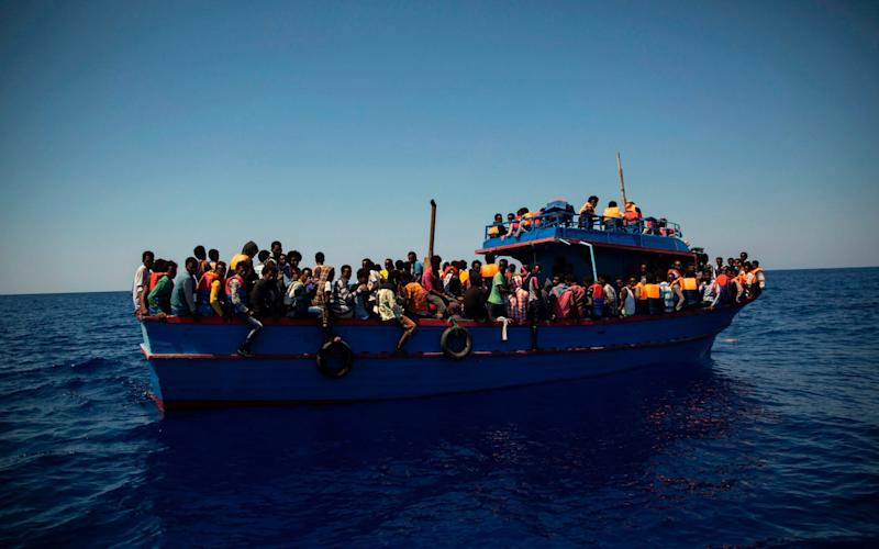 Being rescued at sea is not the end of migrants' perilous journey - AFP