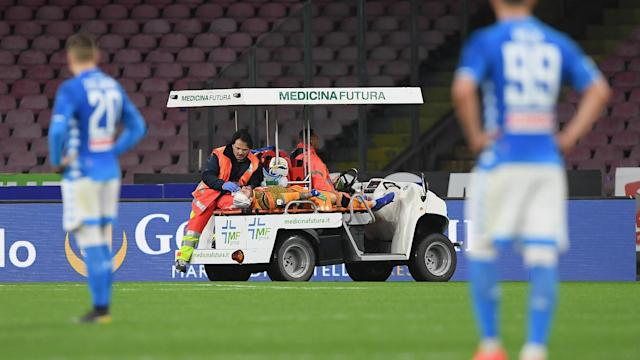 Michel D'Hooghe – the chairman of FIFA's medical committee – played down the idea of independent doctors as concussion dominates headlines.