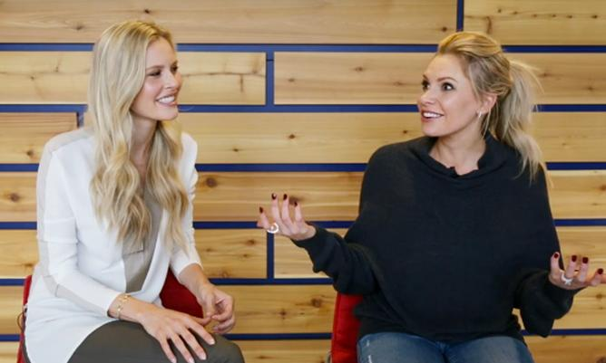 Angela Price: 'Hockey Wives' Face Off: Martine Forget And Angela Price