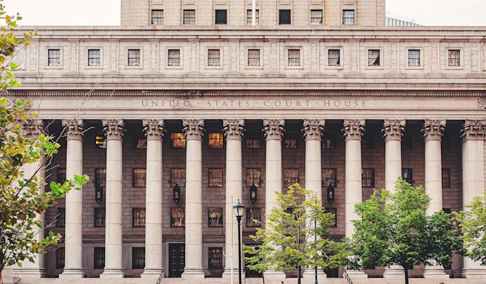 The U.S. Courthouse in New York. (Getty Images)