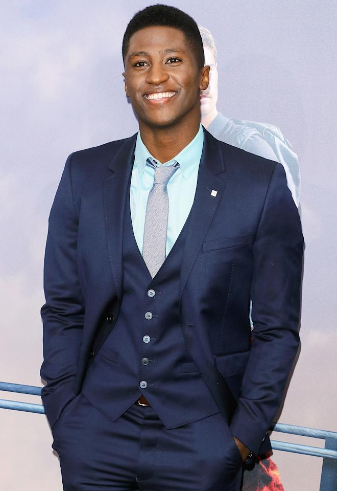 <p><b>Character:</b> Clay is a creative, charming, highly motivated young musician who experiences intense mood swings.<br /><b>Where You've Seen Him Before:</b> David-Jones was found in a nationwide search. He has previously appeared in <i>Allegiant</i> as Hollis and in The CW's <i>Legends of Tomorrow</i> as Connor Hawke/Green Arrow.<br />(Credit: Getty Images) </p>