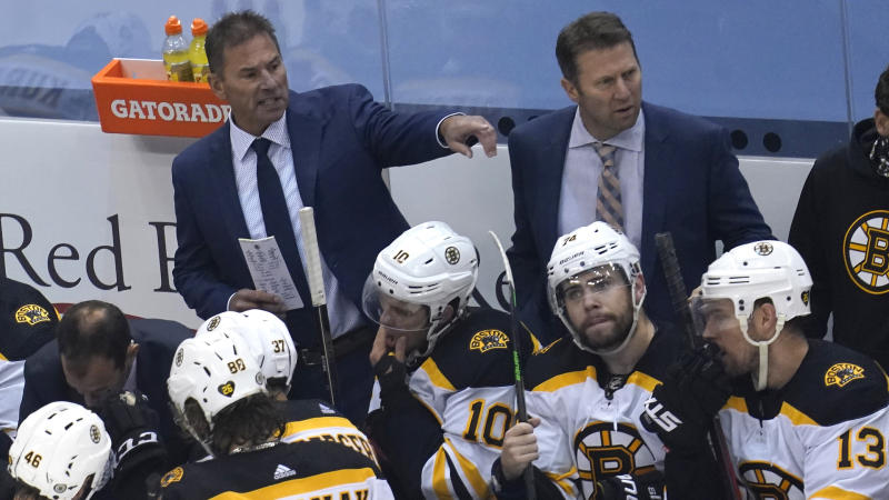 Even though they were wrong, Bruins were consistent in not taking round robin seriously