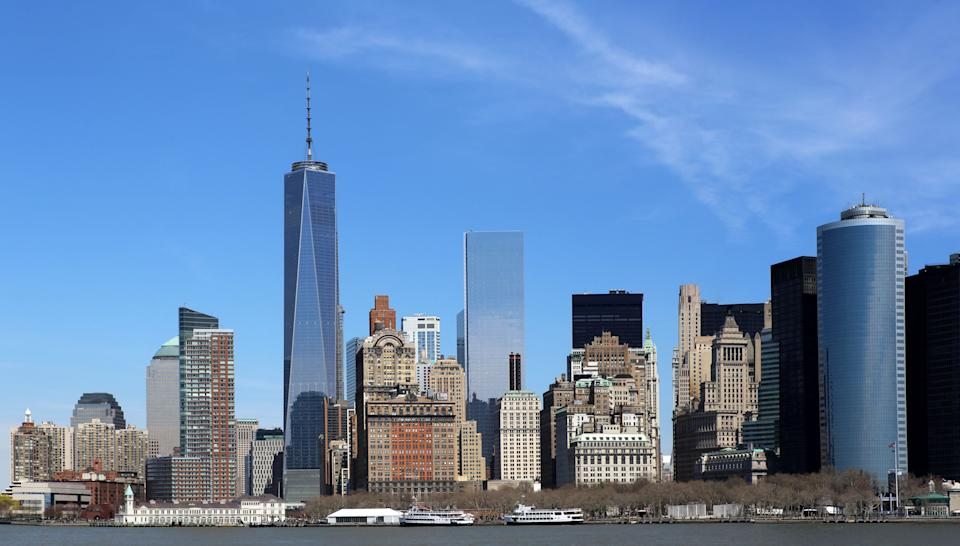 One World Trade Center offers striking views of the city. (Photo: Busà Photography via Getty Images)