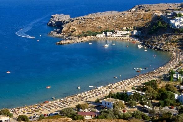 British woman in coma after being hit by speedboat in Greece