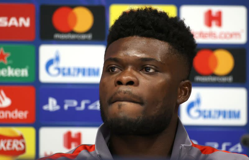 Arsenal signing Partey targets trophies, keen to make debut