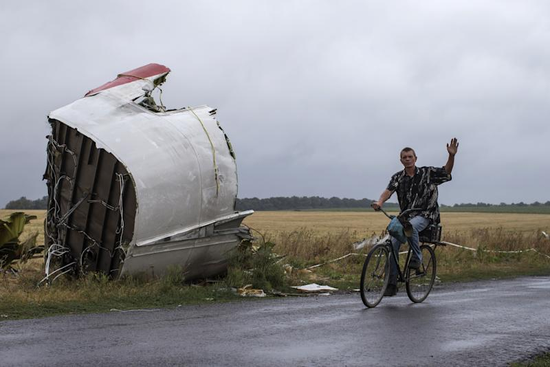 Malaysia Airlines MH17: 'Rebels Shot Down Plane with Seized Ukrainian Military BUK Missile' says Germany