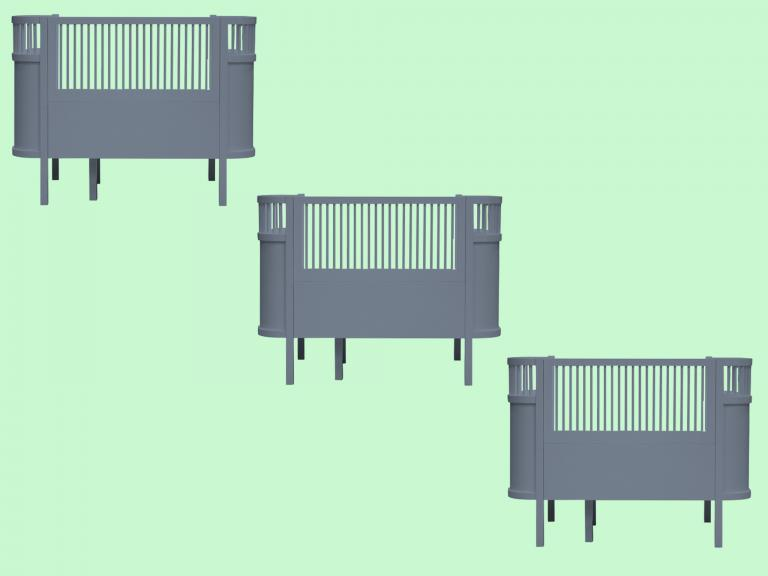 Do you know the difference between a crib, a co-sleeper and a cot bed? There's a lot to get your head around as a new parent when it comes to buying a bed for your baby.Even if you have kids already, the recommendations for safe sleeping are always changing, so it's worth keeping on top of the latest products and advice.Moses baskets are suitable for the first three or four months. These are small and portable, making it easy to carry your baby from room to room. Some designs incorporate a stand for the basket too.Cribs are useful up to six months, and offer a more secure enclosure. Some have a rocking or gliding motion that helps your baby sleep. Co-sleepers are a type of crib with one retractable side – these let you safely sleep with your baby, without sharing the bed and covers.Once your baby is able to sit up and be more active, a cot is the best solution. These adjust in height for maximum use as your baby grows. Cot beds have even more use, as they can convert into a bed to see you through the toddler years too.You can trust our independent reviews. We may earn commission from some of the retailers, but we never allow this to influence selections, which are formed from real-world testing and expert advice. This revenue helps us to fund journalism across The Independent.  Chicco next2me magic cool crib: £239.99, ArgosAnother co-sleeper or bedside crib that does well on safety and all-round functionality. Like the Schnuggle bed below, it tilts to help aid reflux and congestion, but this wheeled design (that locks in place) is easier to handle. It has a sliding side panel, a rocking action, and adjustable heights to match the level of your bed. It's particularly good if you're travelling, as it comes with a storage bag and fixings to attach to any bed. This crib includes a mattress.Buy now Snüz snüzkot skandi cot: £349, SnüzThis cool cot is made in natural beech, a longer-lasting choice compared to MDF and veneers that hide composite materials. It comes in six c