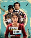 "I wanted to like this movie so much, but unfortunately, it didn't cut the mark for me. The movie follows Millie Bobby Brown as Sherlock's teen sister, who discovers her mother missing and she sets off to find her, becoming a super-sleuth in her own right as she outwits her famous brother and unravels a dangerous conspiracy around a mysterious young Lord. If you have nothing else to watch or are just curious about this film due to all the marketing and the publicity, only then check it out on <a href=""https://www.netflix.com/search?q=enola%20holmes&jbv=81277950"" rel=""nofollow noopener"" target=""_blank"" data-ylk=""slk:Netflix"" class=""link rapid-noclick-resp"">Netflix</a>. <br>"