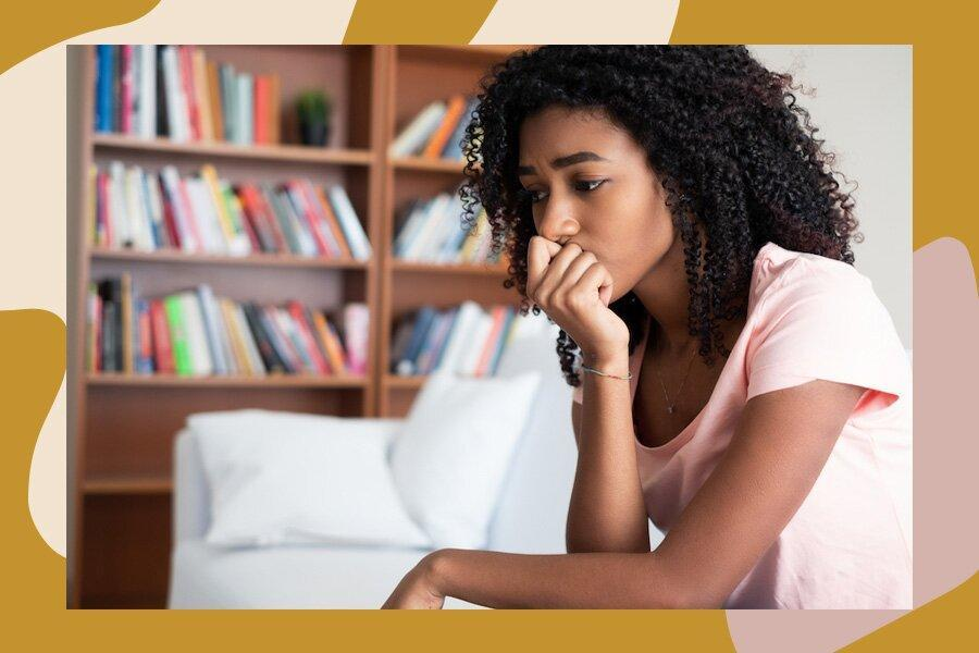 Stress and anxiety can cause similar symptoms to ...