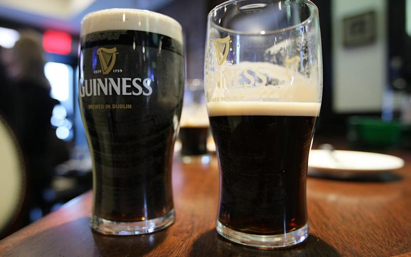 A pint of Guinness - the normal way - Neilson Barnard/Getty Images
