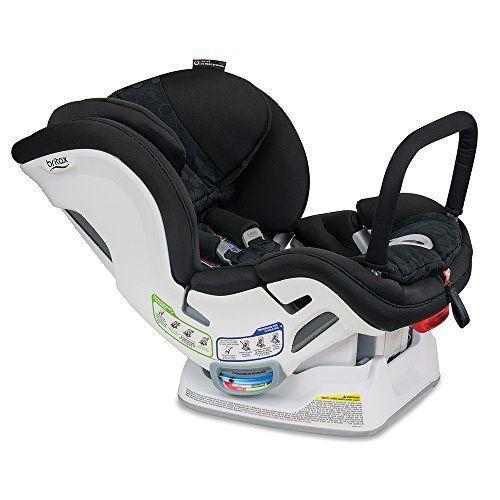 """<p><strong>Britax</strong></p><p>amazon.com</p><p><strong>$364.99</strong></p><p><a href=""""https://www.amazon.com/dp/B01HG8FDAU?tag=syn-yahoo-20&ascsubtag=%5Bartid%7C10055.g.36283379%5Bsrc%7Cyahoo-us"""" rel=""""nofollow noopener"""" target=""""_blank"""" data-ylk=""""slk:Shop Now"""" class=""""link rapid-noclick-resp"""">Shop Now</a></p><p>This pick from Britax has highly adjustable positioning with a 7-position recline, 14-position harness and 2-position buckle with a no-rethread design, making it simple to maintain the perfect fit as your child grows. Our lab pros love that the <strong>ClickTight Installation System makes it easy to know when the seat is tightened correctly</strong>, and although it's on the heavier and bulkier side, found this pick to be very durable. </p>"""