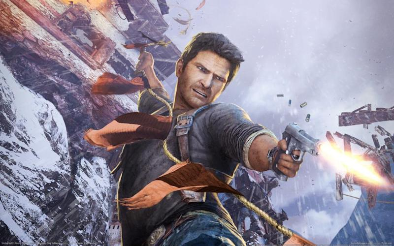 Uncharted 2: Among Thieves was released in 2009. (Sony/Naughty Dog)