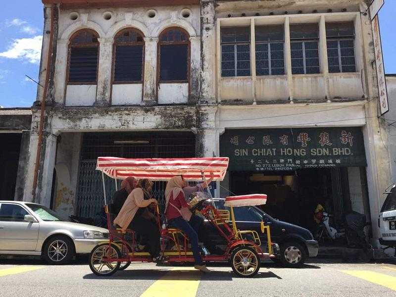 Penang quadricycle operators told to stop right now