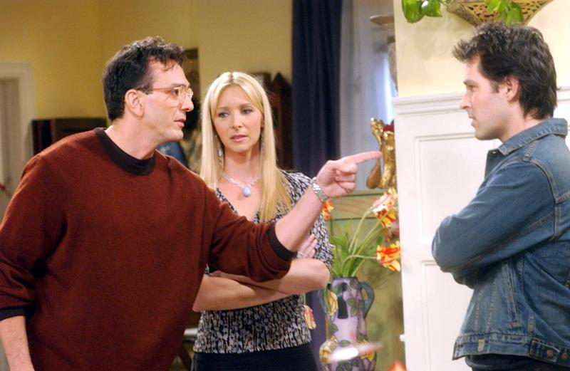 Phoebe's Ending on Friends Was Almost Very Different