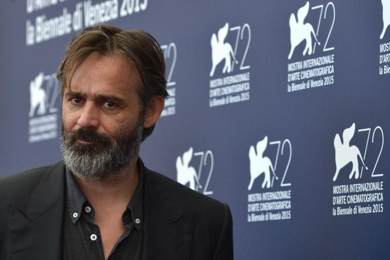 Icelandic director Baltasar Kormakur poses at the Venice International Film Festival on September 2, 2015