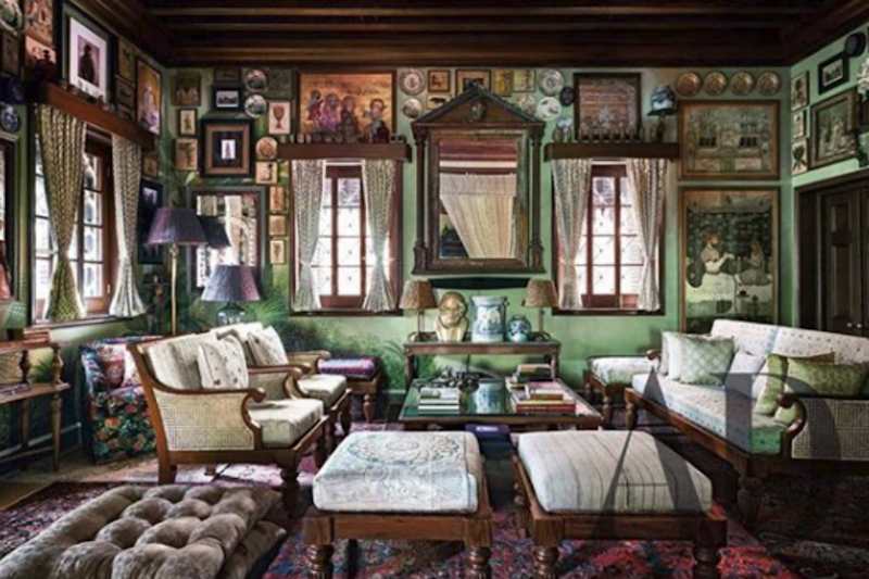 Inside Sabyasachi's Jaw Dropping Palatial Mansion