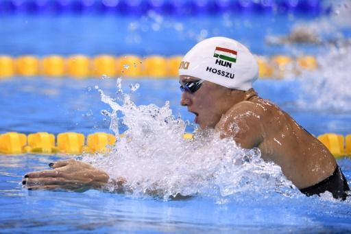 Hungary swimming stars revolt against national federation