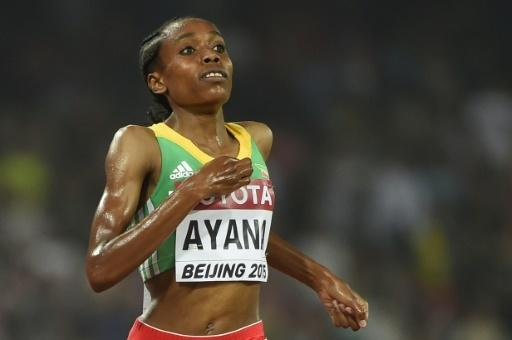 Ayana trumps Dibaba for 5000m crown