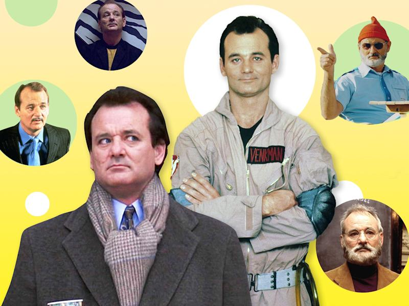 From 'Ghostbusters' to 'Fantastic Mr Fox', Murray has remained one of cinema's most beloved presences for decades (The Independent )