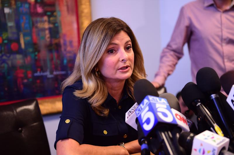 TV legal analyst Lisa Bloom is one of the lawyers now defending Harvey Weinstein.