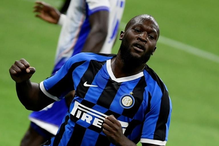 Romelu Lukaku has scored 25 times in all competitions for Inter Milan