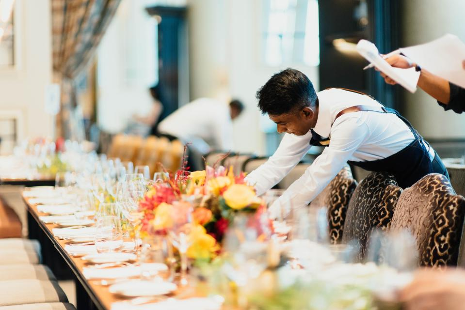 Low-paid workers in hospitality, among others, have seen the most losses. (CHUTTERSNAP/Unsplash)