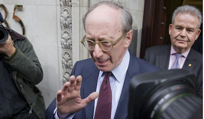 Former foreign secretary of Britain Malcolm Rifkind is one of the signatories to the letter to Carrie Lam. Photo: AFP