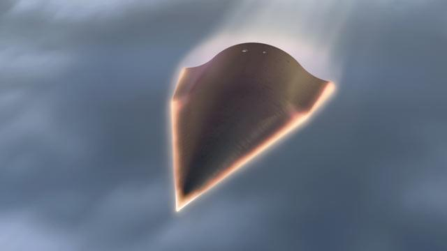 Super Secret Hypersonic Aircraft Flew Out of Its Skin