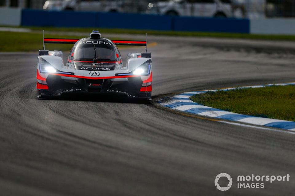 "#7 Acura Team Penske Acura DPi, DPi: Helio Castroneves, Ricky Taylor<span class=""copyright"">Jake Galstad / Motorsport Images</span>"