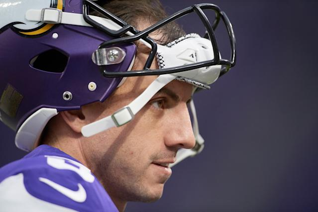 Dan Bailey kicked a second-half field goal against the Packers after Mike Zimmer reportedly said he wouldn't get another chance. (Getty)