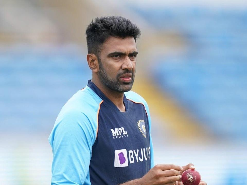 Ravichandran Ashwin is looking to earn a recall against England (PA Wire)