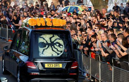 Funeral of Prodigy star Keith Flint to take place