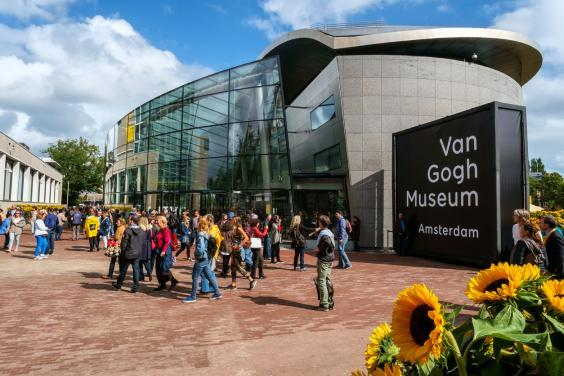 Be sure to book at Van Gogh Museum (Getty)