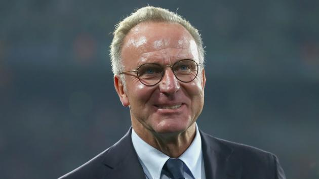 <p>If anyone can beat Real Madrid, it's Bayern - Rummenigge</p>
