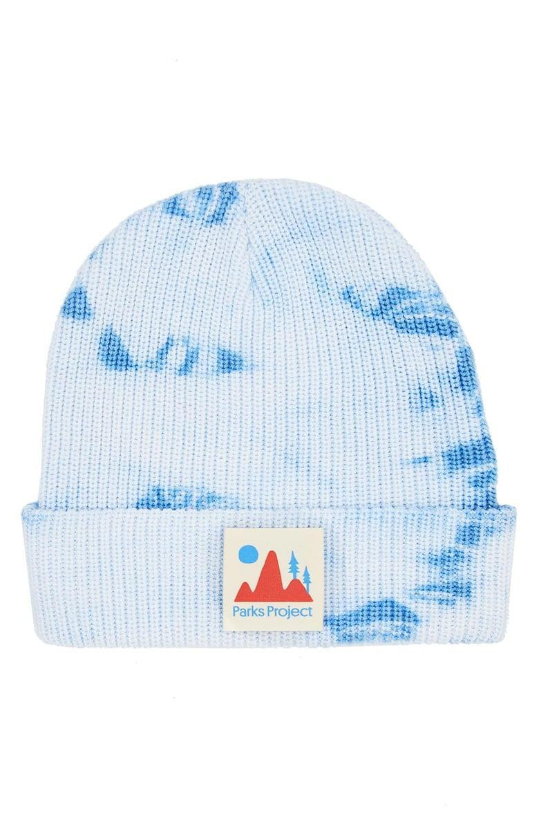 <p>Tie dye is here to stay; embrace the trend with this <span>Parks Project Tie Dye Beanie</span> ($40).</p>