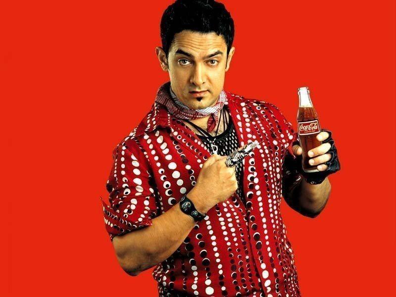 Aamir Khan was the face of one of the most successful Coca Cola campaigns till date, with the 2003 Thanda Matlab Coca Cola. He was signed on by Coca Cola in 1999, and continued to endorse the soft drink until his contract ended in 2011, after the brand decided to look for younger faces. Khan, once the country's costliest celebrity endorser, has also endorsed biscuit maker Parle Products. During Satyamev Jayate, a programme based on social issues, that he had anchored, Khan made sure that he did only socially relevant ads.
