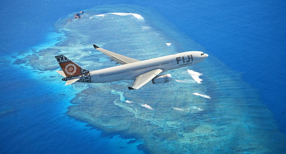 Fiji Airways has announced that flights to the South Pacific paradise will officially resume for fully vaccinated international travellers from December 1. Source: Fiji Airways
