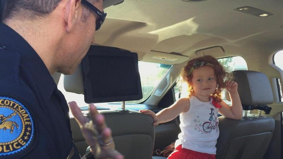 Mom Calls Police on 3-Year-Old Over Wearing Her Seat Belt