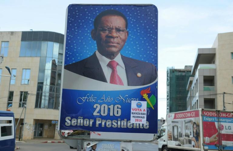Equatorial Guinea's President Teodoro Obiang was re-elected to a fifth seven-year term in 2016, with more than 90 percent of the vote. Critics have accused him of brutal repression of opponents, electoral fraud and corruption