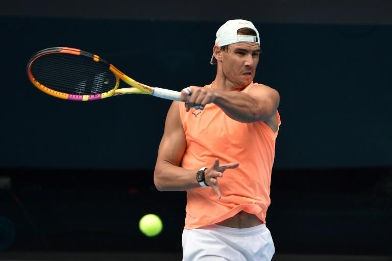 Spain's Rafael Nadal has fitness concerns after he pulled out of two days' play at this week's ATP Cup with a sore back