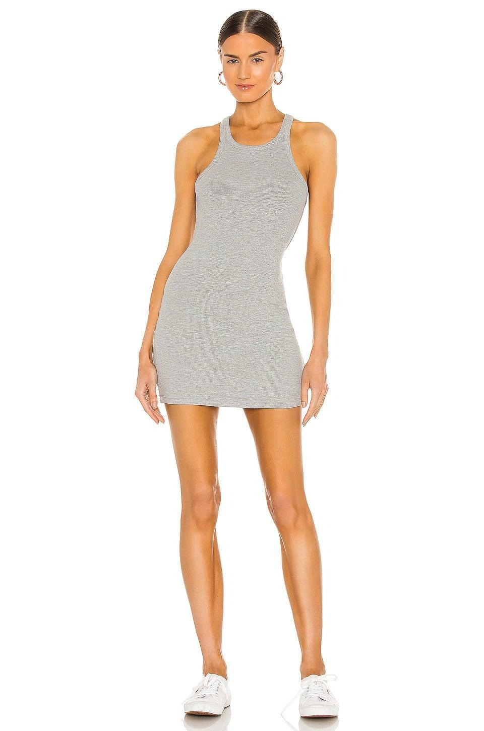 <p>You'll be obsessed with this sexy <span>LNA Skinny Racer Tank Dress</span> ($125).</p>