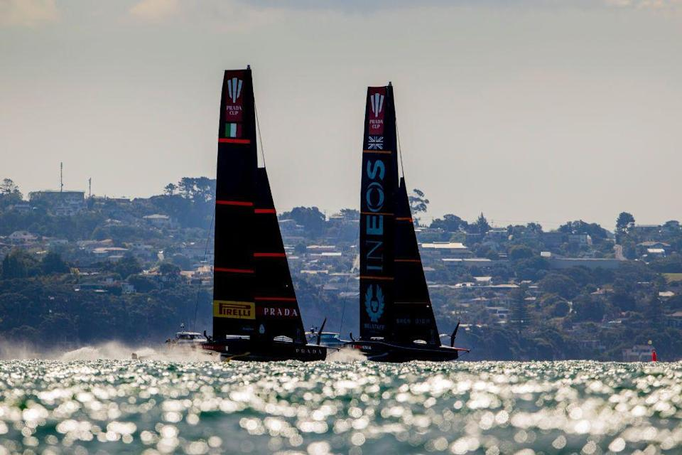 America's Cup (Photo: getty)