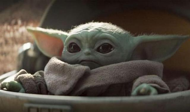 """Baby Yoda - or """"The Child"""" - is the breakout star of Disney+'s 'The Mandalorian'"""