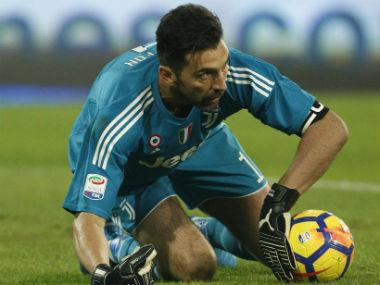 Juventus goalkeeper Gianluigi Buffon handed three-match ban for rant against referee in Real Madrid clash