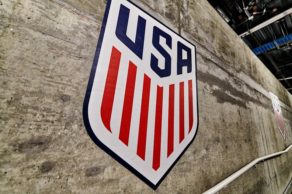 U.S. Soccer is shutting down most of its youth national teams until at least 2021. (Robin Alam/Getty)